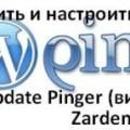 Как установить и настроить плагин Smart Update Pinger