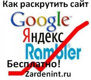 Раскрутка сайта в поисковых системах цена